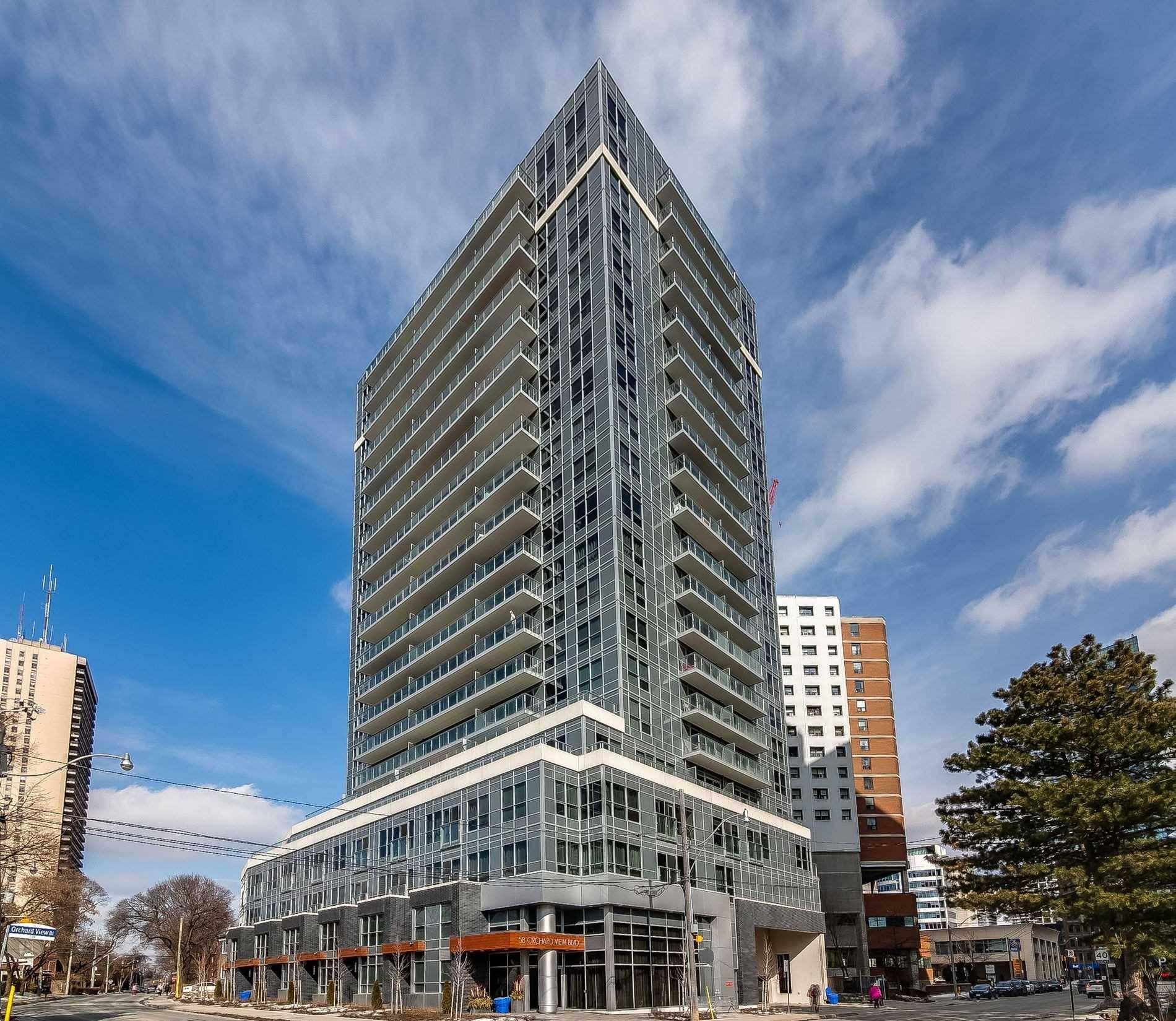 Neon Condos Condos: 58 Orchard View Boulevard, Toronto, ON