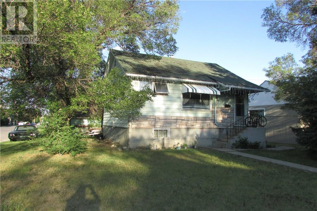 For Sale: 1403 Pasqua Street, Regina, SK | 2 Bed, 1 Bath House for $87,700. See 4 photos!