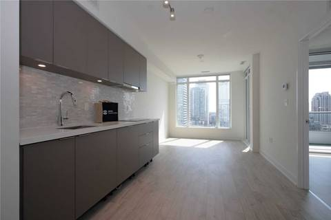 Apartment for rent at 27 Bathurst St Unit 1403 W Toronto Ontario - MLS: C4584750