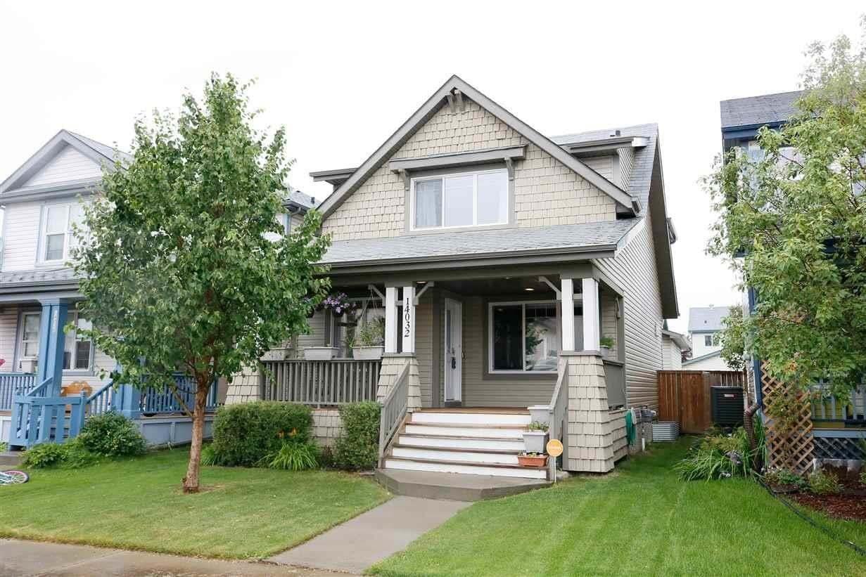 House for sale at 14032 149 Av NW Edmonton Alberta - MLS: E4209684