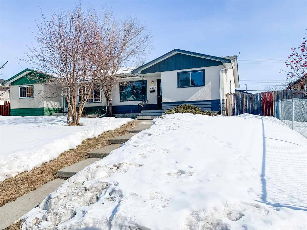 Townhouse for sale at 14035 63 St Nw Edmonton Alberta - MLS: E4186843
