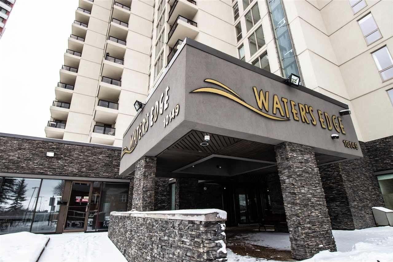 Condo for sale at 10149 Saskatchewan Dr NW Unit 1404 Edmonton Alberta - MLS: E4218330