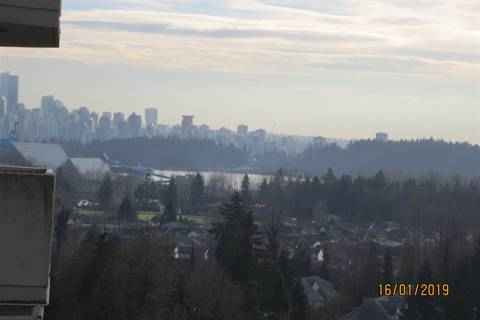 Condo for sale at 2024 Fullerton Ave Unit 1404 North Vancouver British Columbia - MLS: R2414347