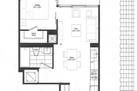 Apartment for rent at 5180 Yonge St Unit 1404 Toronto Ontario - MLS: C4686118