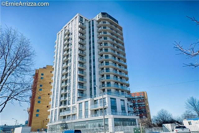 Sold: 1404 - 840 Queens Plate Drive, Toronto, ON