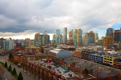 Condo for sale at 950 Cambie St Unit 1404 Vancouver British Columbia - MLS: R2446108