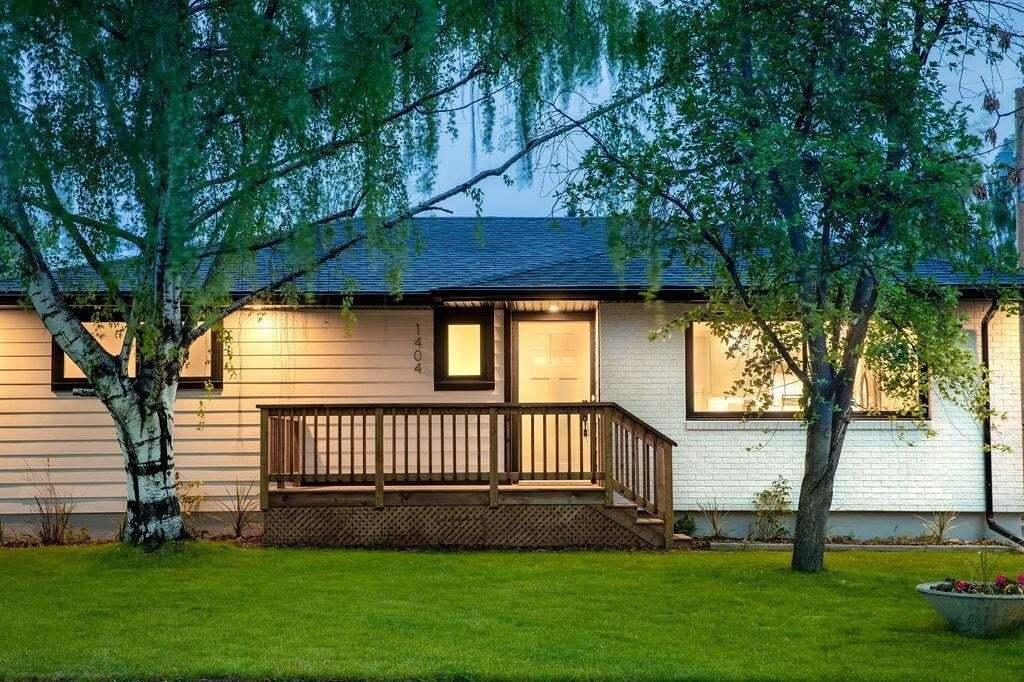 House for sale at 1404 96 Av SW Haysboro, Calgary Alberta - MLS: C4299325