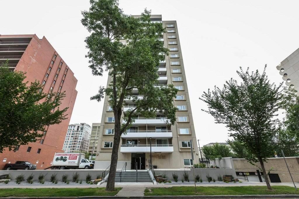 Condo for sale at 9909 110 St Nw Unit 1404 Edmonton Alberta - MLS: E4169596