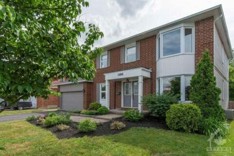 House for sale at 1404 Bourcier Dr Ottawa Ontario - MLS: 1197187