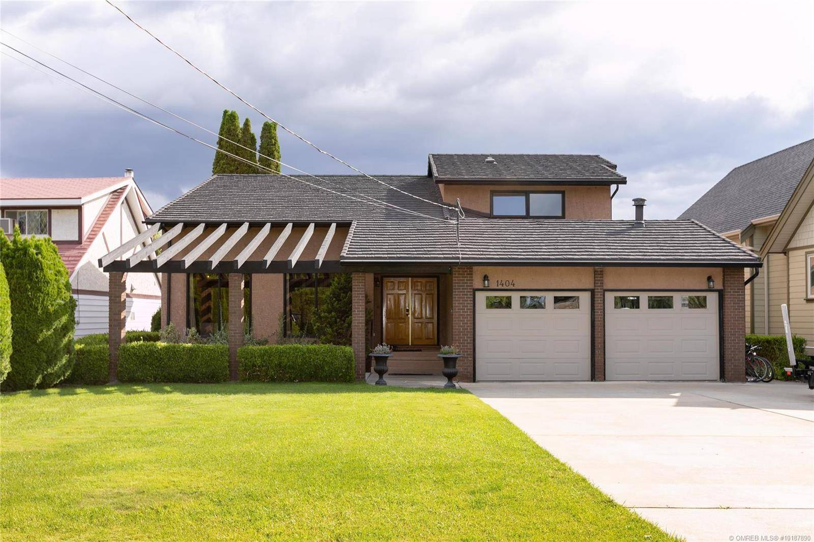 House for sale at 1404 Green Bay Rd West Kelowna British Columbia - MLS: 10187890