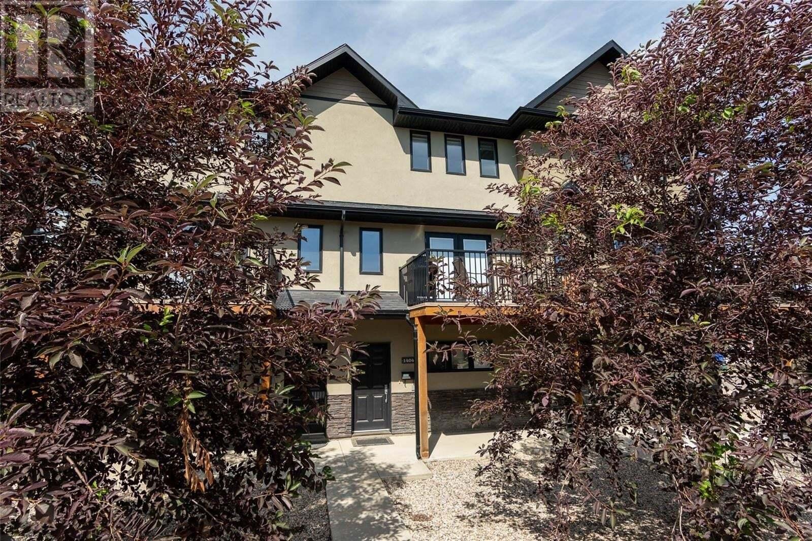 Townhouse for sale at 1404 Mccarthy Blvd Regina Saskatchewan - MLS: SK817261