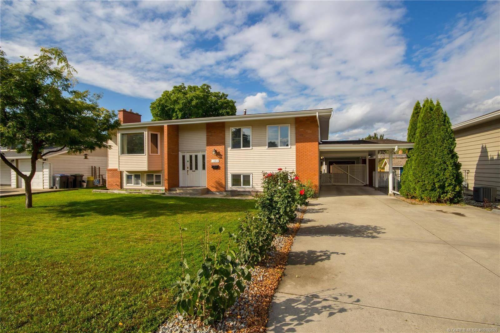 House for sale at 1404 Richmond St Kelowna British Columbia - MLS: 10192609