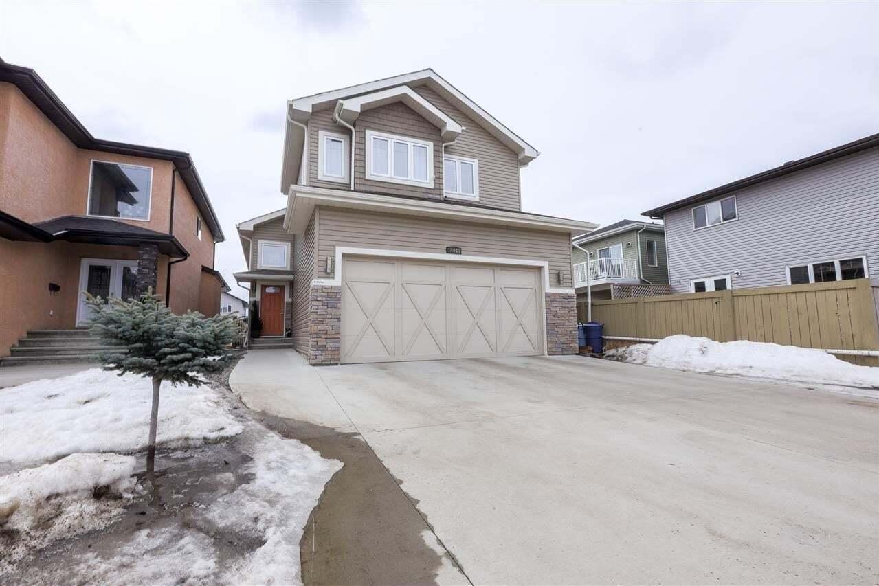 House for sale at 14045 161a Av NW Edmonton Alberta - MLS: E4194359