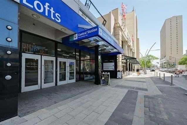 Condo for sale at 10024 Jasper Av NW Unit 1405 Edmonton Alberta - MLS: E4211875