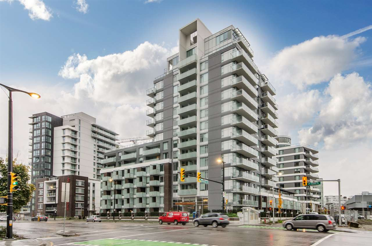 Buliding: 1661 Quebec Street, Vancouver, BC