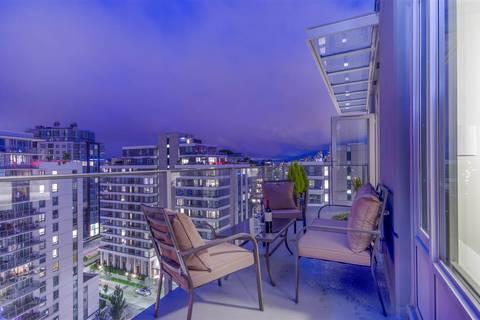 Condo for sale at 1661 Quebec St Unit 1405 Vancouver British Columbia - MLS: R2407610
