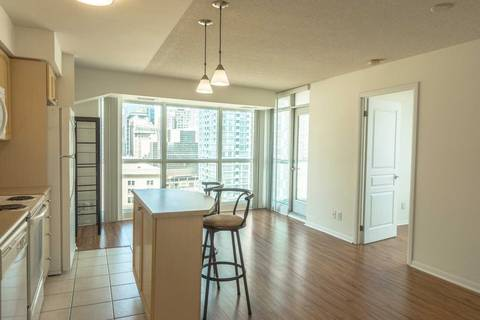 Apartment for rent at 18 Yonge St Unit 1405 Toronto Ontario - MLS: C4457797