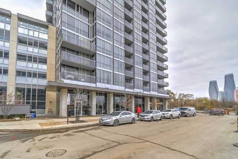 Apartment for rent at 223 Webb Dr Unit 1405 Mississauga Ontario - MLS: W4640059