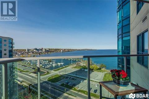 Condo for sale at 37 Ellen St Unit 1405 Barrie Ontario - MLS: 30737767