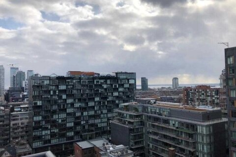 Apartment for rent at 501 Adelaide St Unit 1405 Toronto Ontario - MLS: C5002459