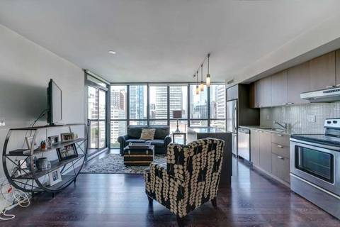 Condo for sale at 110 Charles St Unit 1406 Toronto Ontario - MLS: C4576754