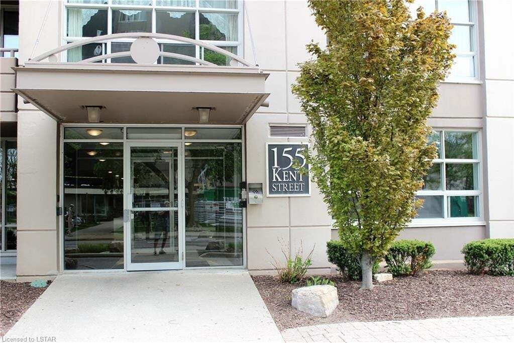 Condo for sale at 155 Kent St Unit 1406 London Ontario - MLS: 261111