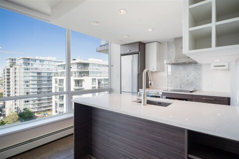 Condo for sale at 1783 Manitoba St Unit 1406 Vancouver British Columbia - MLS: R2457734