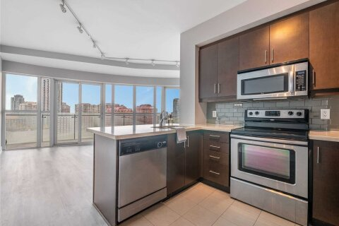Condo for sale at 50 Absolute Ave Unit 1406 Mississauga Ontario - MLS: W4969952