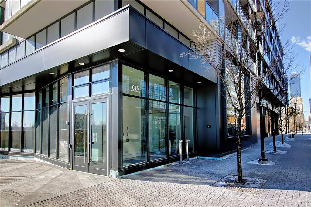 Condo for sale at 615 6 Ave Se Unit 1406 Downtown East Village, Calgary Alberta - MLS: C4226859