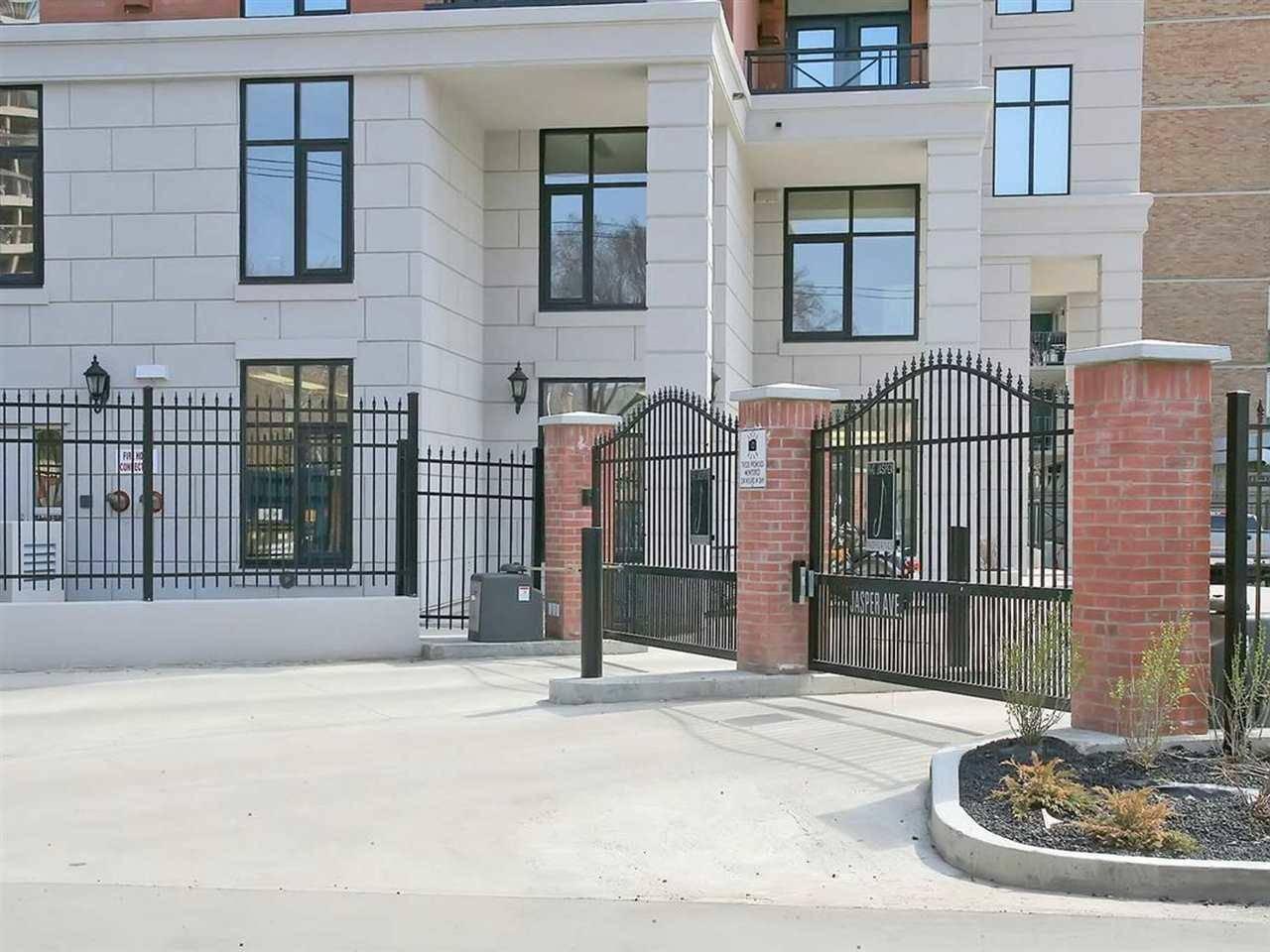 Condo for sale at 9020 Jasper Ave Nw Unit 1406 Edmonton Alberta - MLS: E4187748