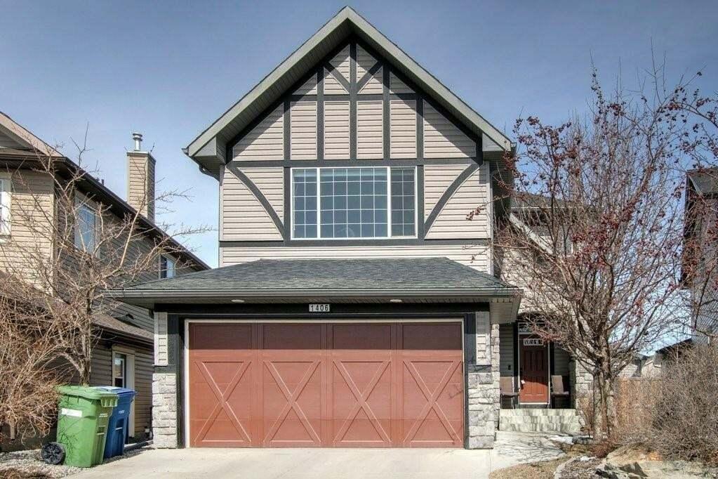House for sale at 1406 Kings Heights Bv SE Kings Heights, Airdrie Alberta - MLS: C4292991