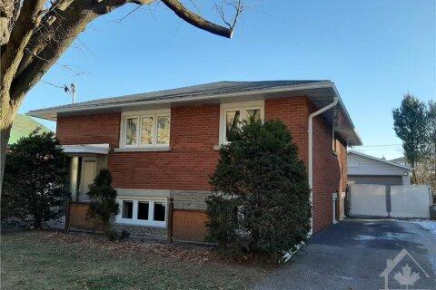 Property for rent at 1406 Morisset Ave Ottawa Ontario - MLS: 1222027