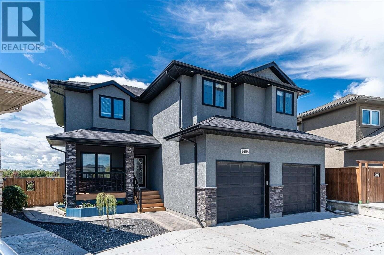 House for sale at 1406 Pohorecky Pl Saskatoon Saskatchewan - MLS: SK818021
