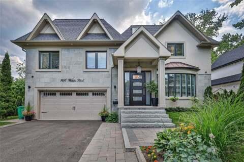 House for sale at 1406 Wateska Blvd Mississauga Ontario - MLS: W4816006