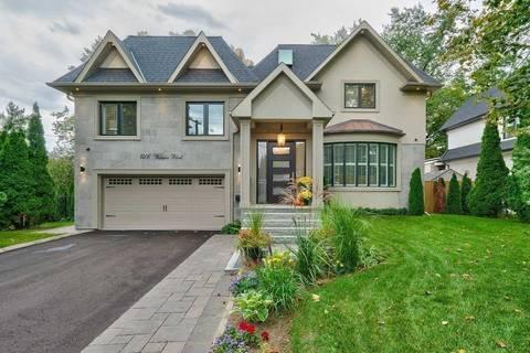 House for sale at 1406 Wateska Blvd Mississauga Ontario - MLS: W4685848