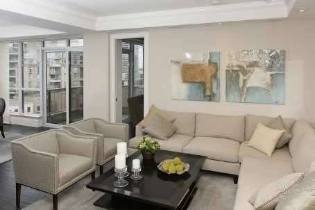 Apartment for rent at 10 Bellair St Unit 1407 Toronto Ontario - MLS: C4380637