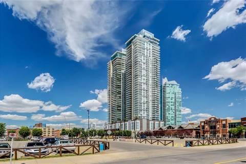 Condo for sale at 1188 3 St Southeast Unit 1407 Calgary Alberta - MLS: C4275294