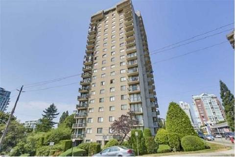 Condo for sale at 145 St. Georges Ave Unit 1407 North Vancouver British Columbia - MLS: R2380344