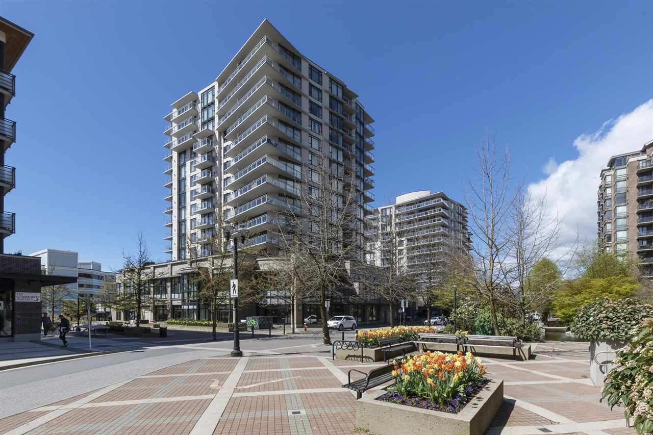 Sold: 1407 - 155 West 1st Street, North Vancouver, BC