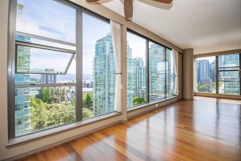 Condo for sale at 1723 Alberni St Unit 1407 Vancouver British Columbia - MLS: R2380172