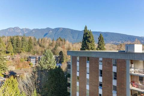 Condo for sale at 2016 Fullerton Ave Unit 1407 North Vancouver British Columbia - MLS: R2332023