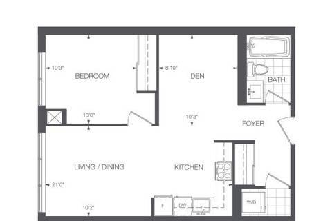 Condo for sale at 2081 Fairview St Unit #1407 Burlington Ontario - MLS: W4677998