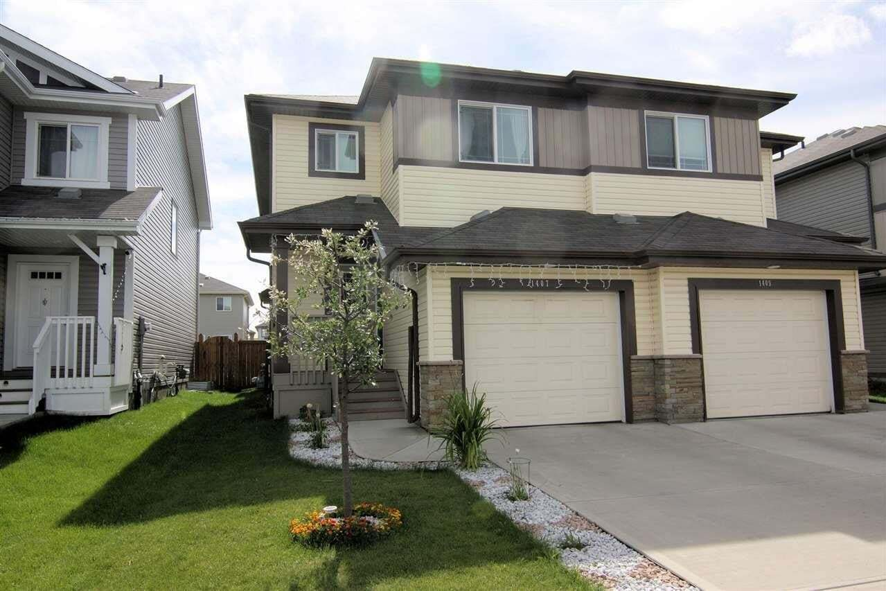 Townhouse for sale at 1407 26 Ave NW Edmonton Alberta - MLS: E4212736
