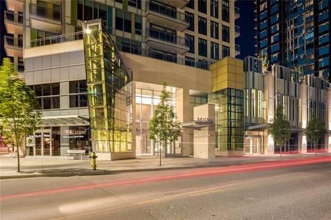 Condo for sale at 901 10 Ave Southwest Unit 1407 Calgary Alberta - MLS: C4257207