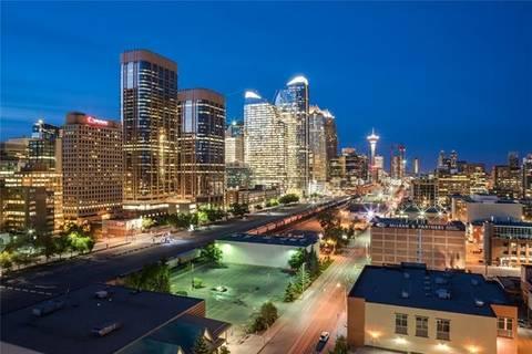 Condo for sale at 901 10 Ave Southwest Unit 1407 Calgary Alberta - MLS: C4288227