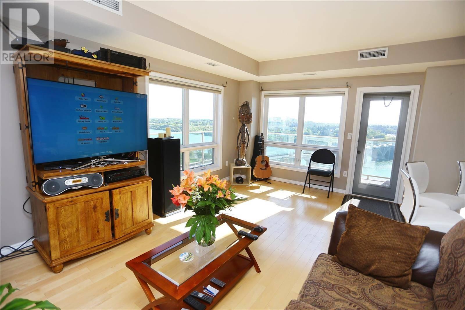 Condo for sale at 902 Spadina Cres E Unit 1407 Saskatoon Saskatchewan - MLS: SK786708