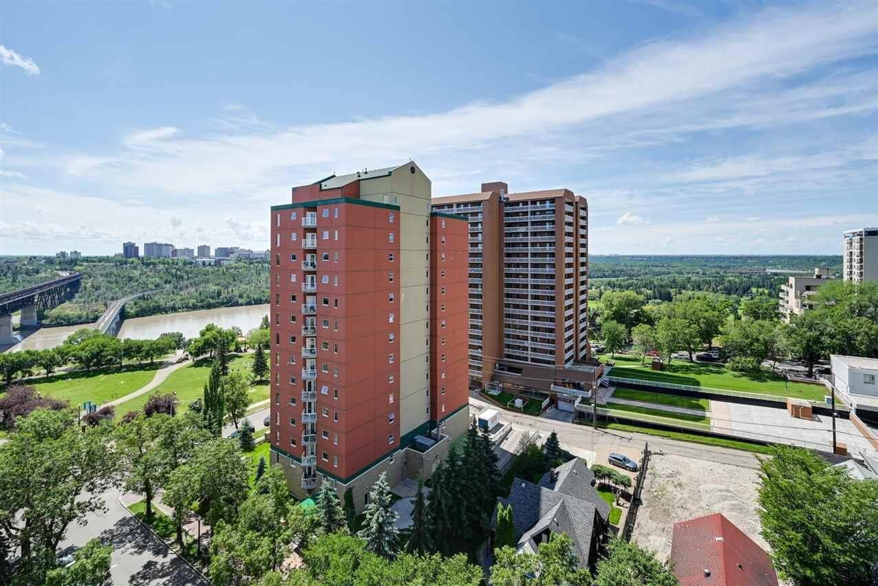 Condo for sale at 9715 110 St NW Unit 1407 Edmonton Alberta - MLS: E4205984