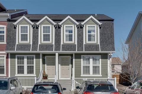 Townhouse for sale at 1407 Auburn Bay Circ Southeast Calgary Alberta - MLS: C4292501