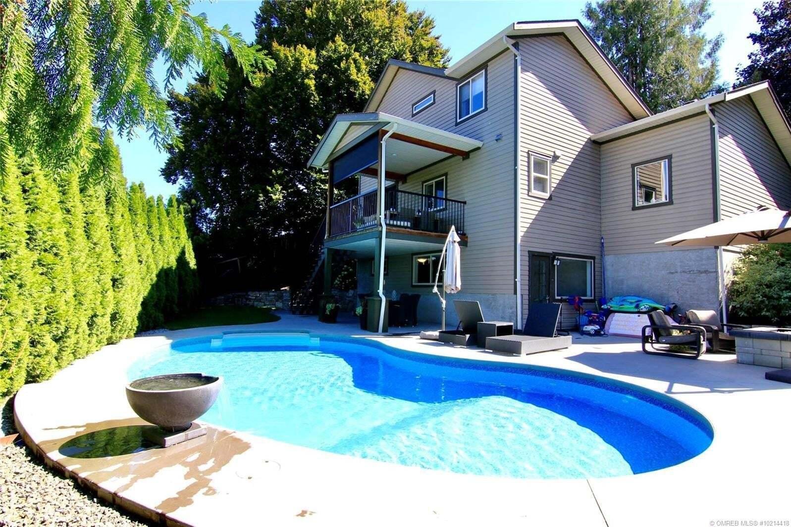 House for sale at 1407 Bankhead Cres Kelowna British Columbia - MLS: 10214418