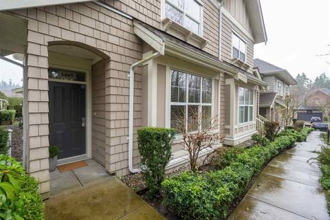 Townhouse for sale at 1407 Collins Rd Coquitlam British Columbia - MLS: R2429965